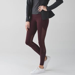 Star Barre Lululemon Leggings!